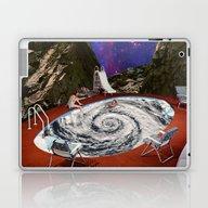 Hurricane Bath Laptop & iPad Skin