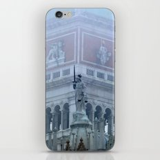 Justice on St Mark's Square iPhone & iPod Skin