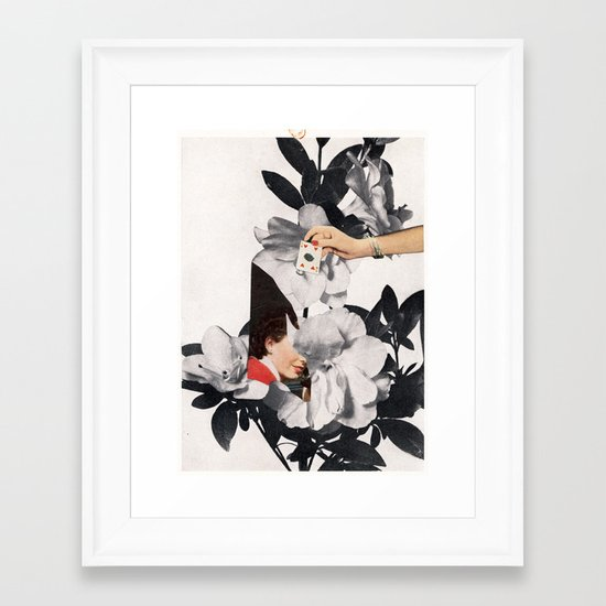 TRICK OF ALL TRADES Framed Art Print