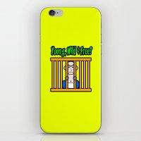 Young, Wild & Free? iPhone & iPod Skin