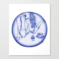 BIC Love #2 Canvas Print