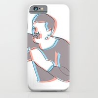 Boxing Ali (coulour) iPhone 6 Slim Case