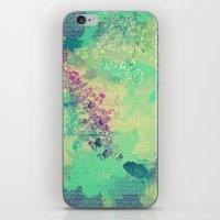 Little golden fish iPhone & iPod Skin