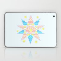 Wind rose Laptop & iPad Skin