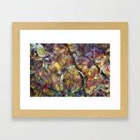Autumn Rainbows Framed Art Print