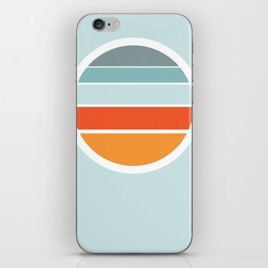 Sunrise Sunset iPhone & iPod Skin