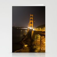 Magical Night Stationery Cards