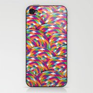 iPhone & iPod Skin featuring Joyful by Danny Ivan