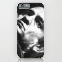 8-bit Johnny Cash iPhone 6 Slim Case