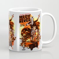 New Wave Laser Cats 2: Meow or Never Mug