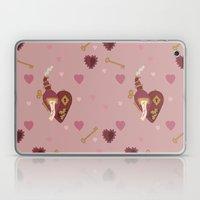 Steampunk Valentines Laptop & iPad Skin