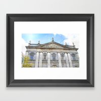 The Cathedral, Waterford… Framed Art Print