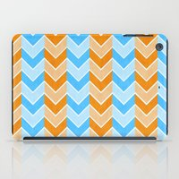 Something Fishy Zig Zag iPad Case