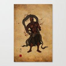 Darth Um Canvas Print