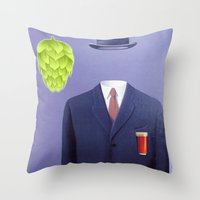 #SUPERCONDUCTOR : The Lo… Throw Pillow