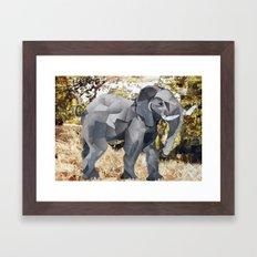 Elephant! Framed Art Print
