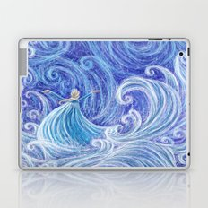 .:Let the Storm Rage On:. Laptop & iPad Skin