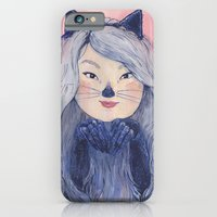 BaeBae Kitty iPhone 6 Slim Case
