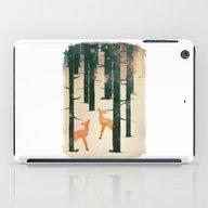 Winter Deer iPad Case