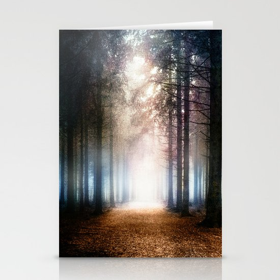 Enchanted Forest Stationery Card