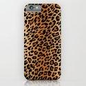 leopard pattern iPhone & iPod Case