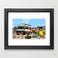 Tribute Framed Art Print