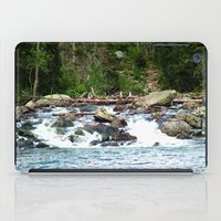 Grand Teton National Park landscape photography.  iPad Case