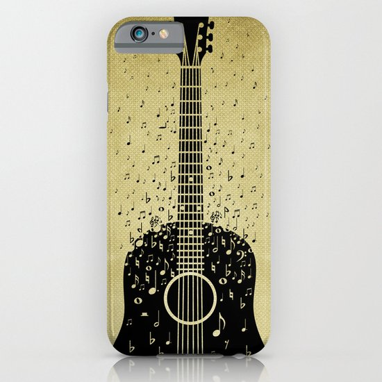Musical ascension iPhone & iPod Case