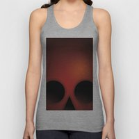 SMOOTH MINIMALISM - Ghost of Mars Unisex Tank Top
