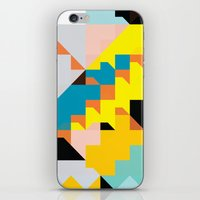 Color Story - Cannonade iPhone & iPod Skin