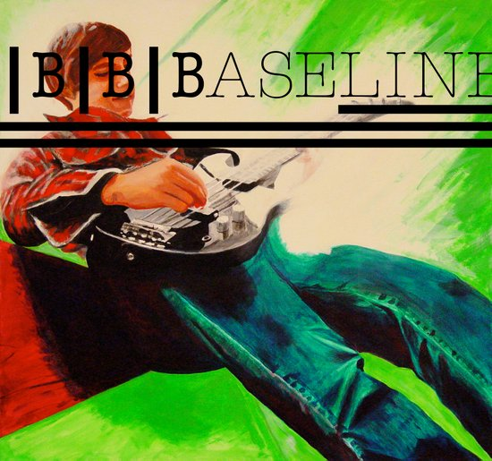BASELINE Art Print