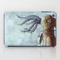 The Octopus Man iPad Case