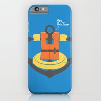 iPhone & iPod Case featuring I Refuse To Sink by Brandon Ortwein