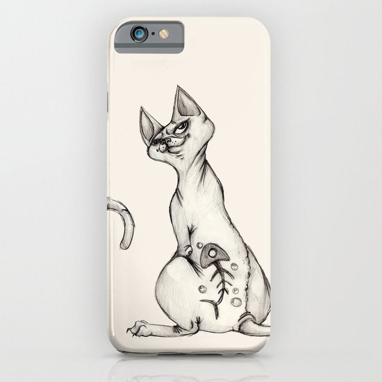 Cats with Tats v.1 iPhone & iPod Case