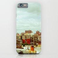 Harlem Skyline iPhone 6 Slim Case