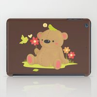 Hello Bear iPad Case