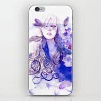 Nausicaa iPhone & iPod Skin