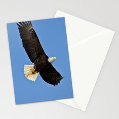 Freedom Eagle (color) Stationery Cards