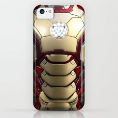 iron/man mark XLII restyled for samsung s4 iPhone 5c Slim Case