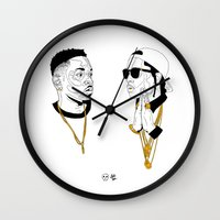 ASAP Rocky Wall Clock
