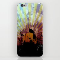 Seventh Son Of The Seven… iPhone & iPod Skin