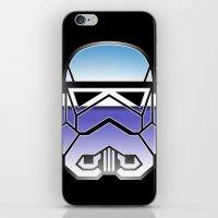 Trooper in disguise iPhone & iPod Skin