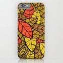 Autumn Memories iPhone & iPod Case