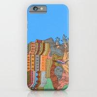 Cliff City Wizards iPhone 6 Slim Case