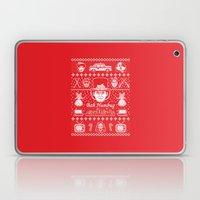 Merry Scroogedmas Laptop & iPad Skin