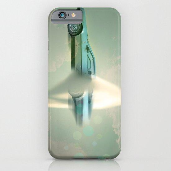 Supersonic Delorean iPhone & iPod Case