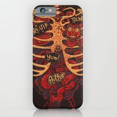 Anatomical Study - Day of the Dead Style iPhone 6 Slim Case