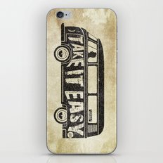 Take It Easy - Tribute iPhone & iPod Skin