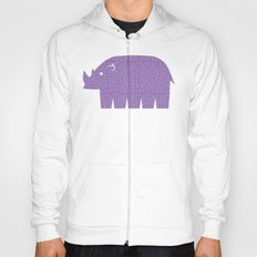 Fun at the Zoo: Rhino Hoody
