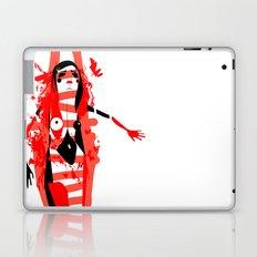 Run - Emilie Record Laptop & iPad Skin